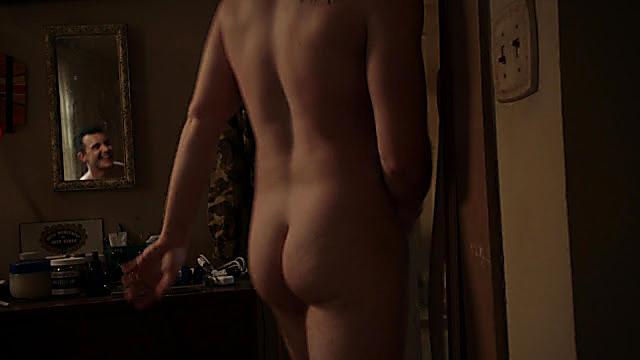 Noel Fisher sexy shirtless scene December 20, 2020, 6am