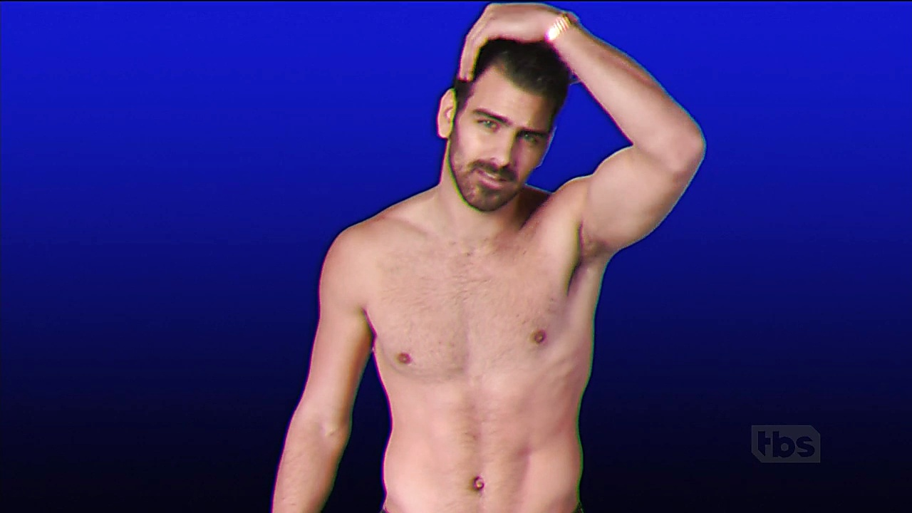 Nyle Dimarco sexy shirtless scene March 16, 2019, 3pm