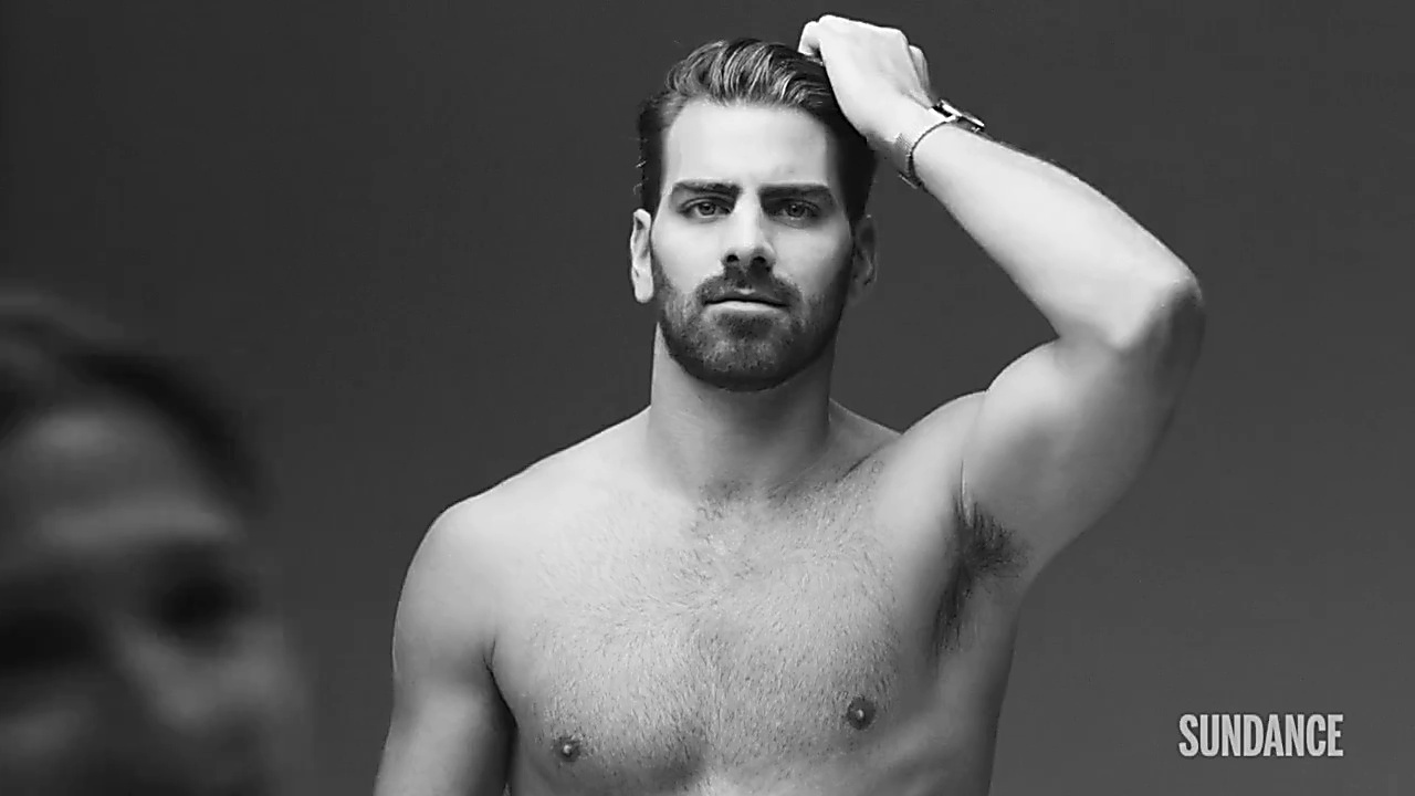 Nyle Dimarco sexy shirtless scene September 15, 2019, 12pm