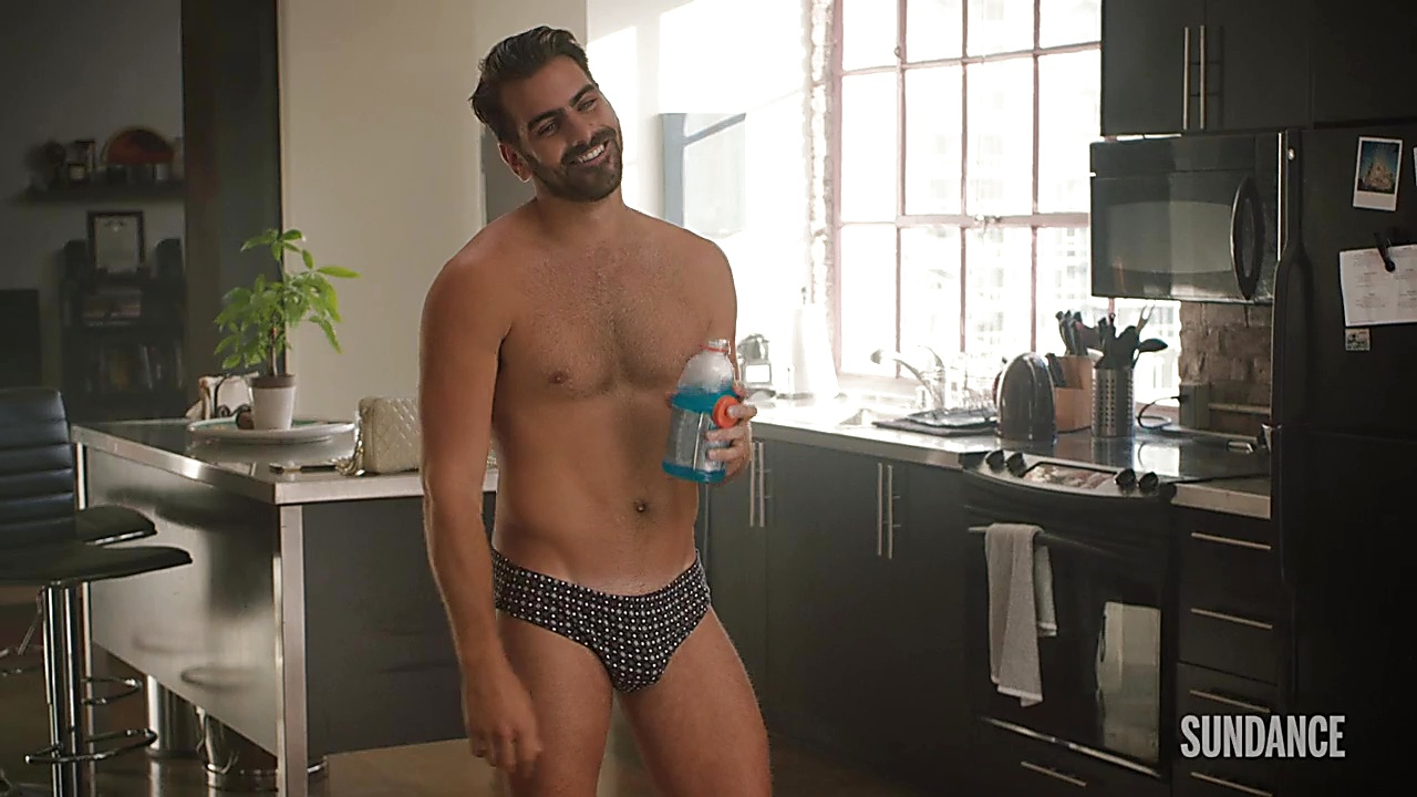 Nyle Dimarco sexy shirtless scene September 20, 2019, 8am