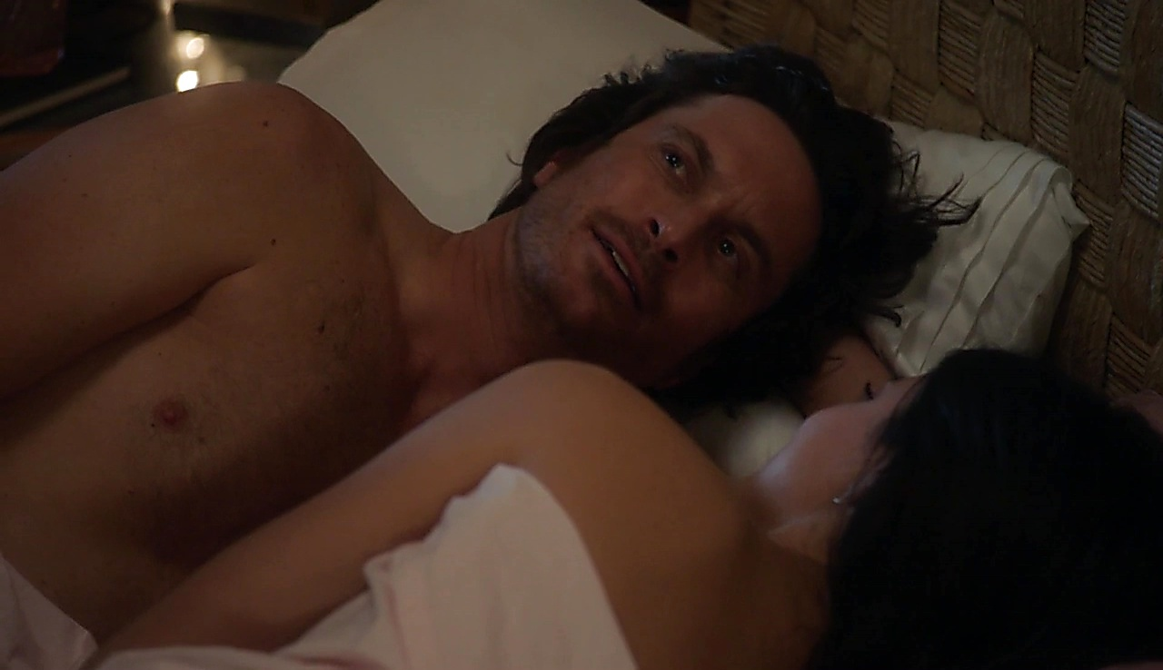 Oliver Hudson sexy shirtless scene May 2, 2018, 12pm