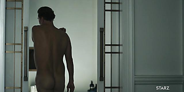 Oliver Masucci sexy shirtless scene May 16, 2021, 5am