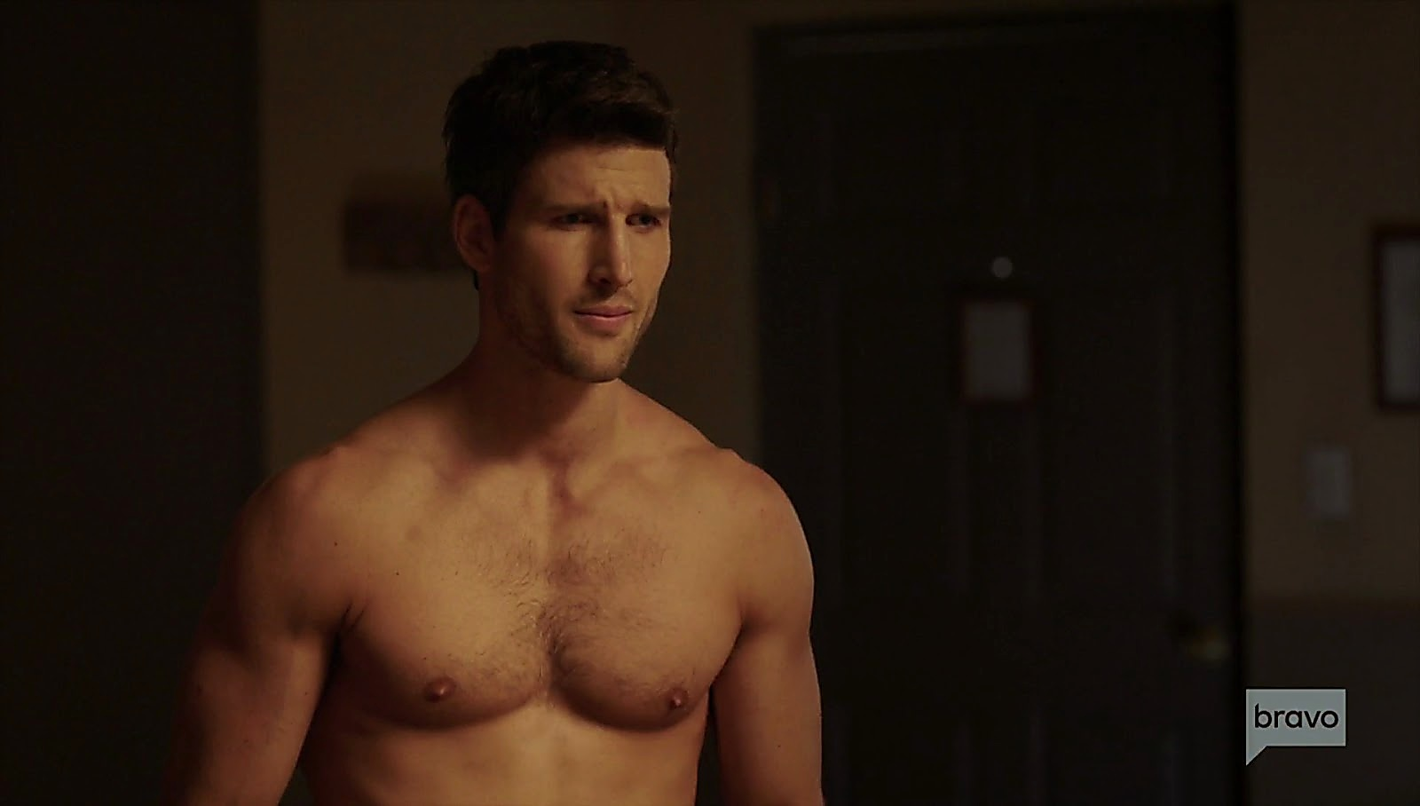Parker Young latest sexy shirtless scene April 5, 2017, 12pm