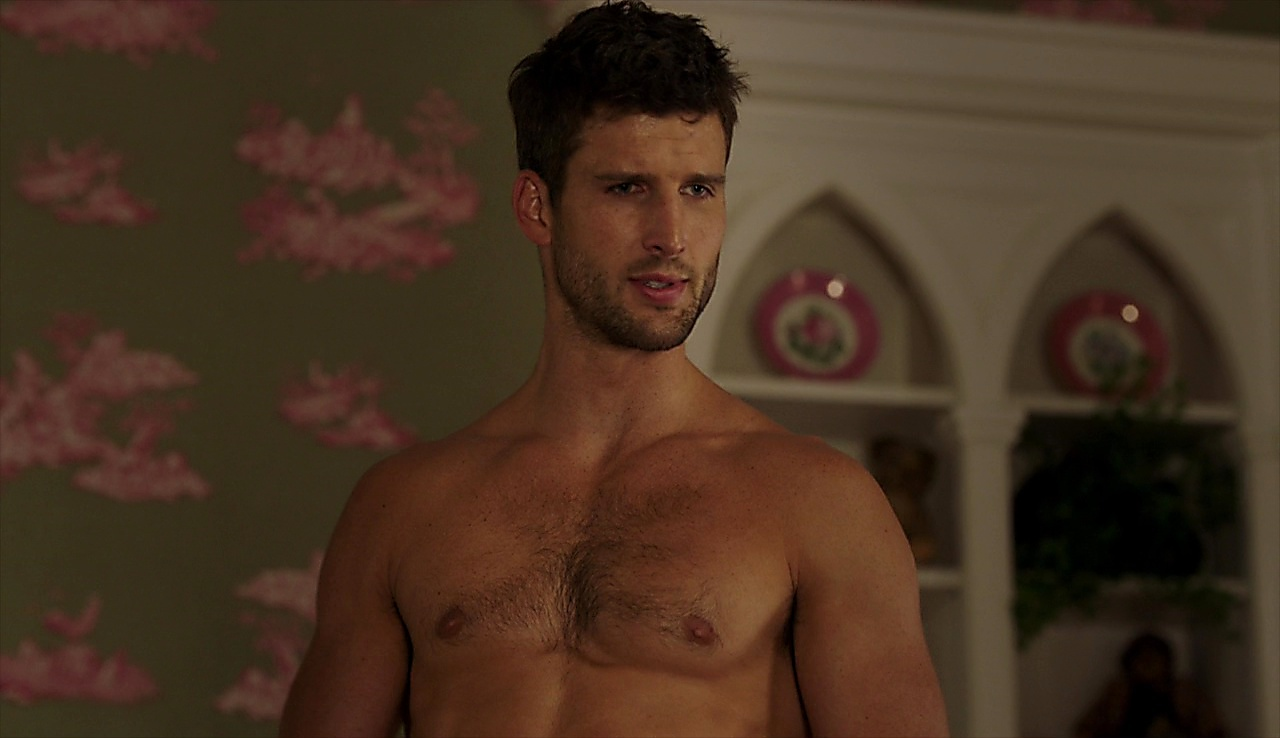Parker Young latest sexy shirtless scene May 12, 2018, 1pm