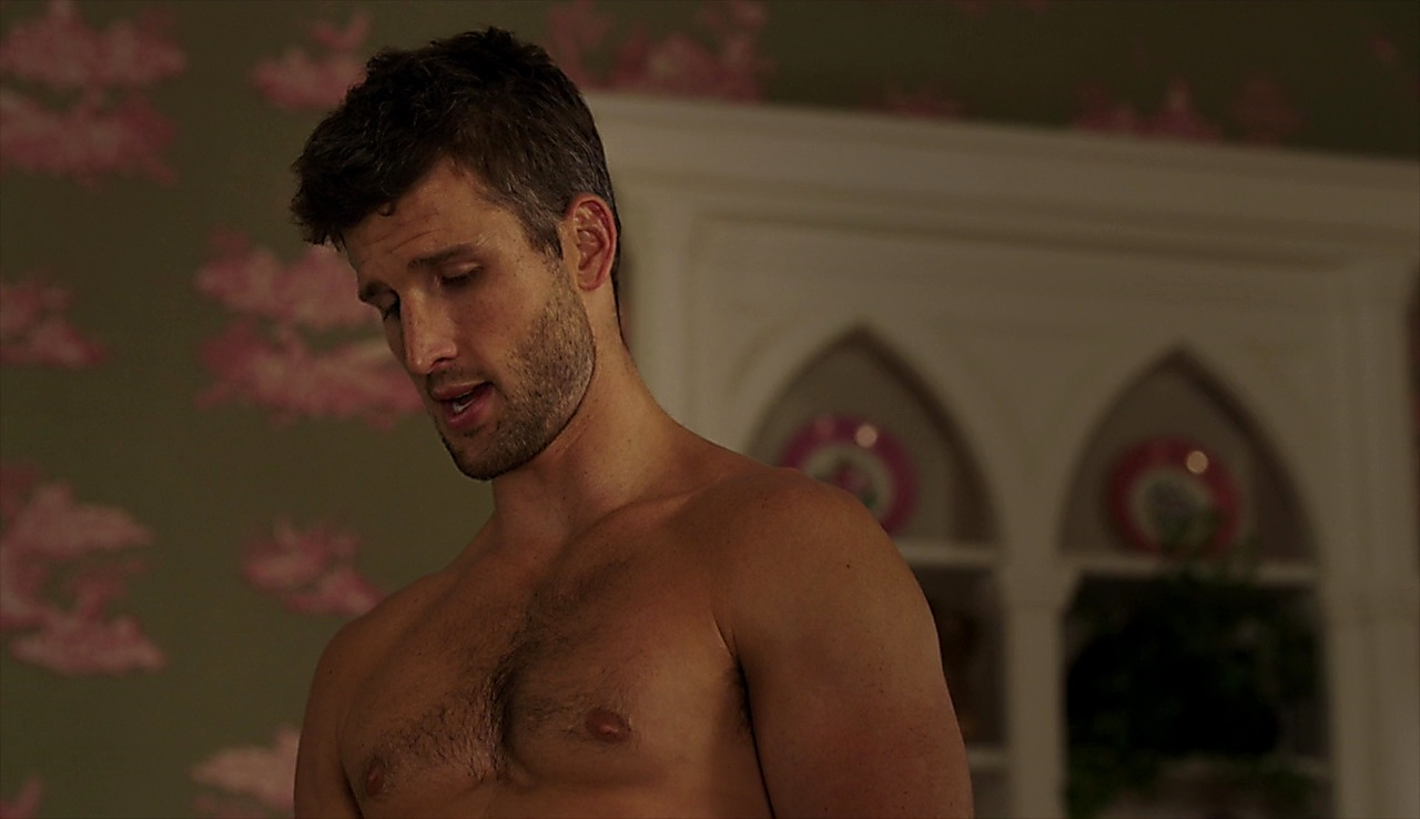 Parker Young sexy shirtless scene May 12, 2018, 1pm