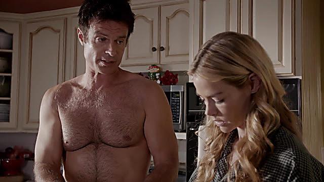 Patrick Muldoon sexy shirtless scene December 26, 2020, 6am