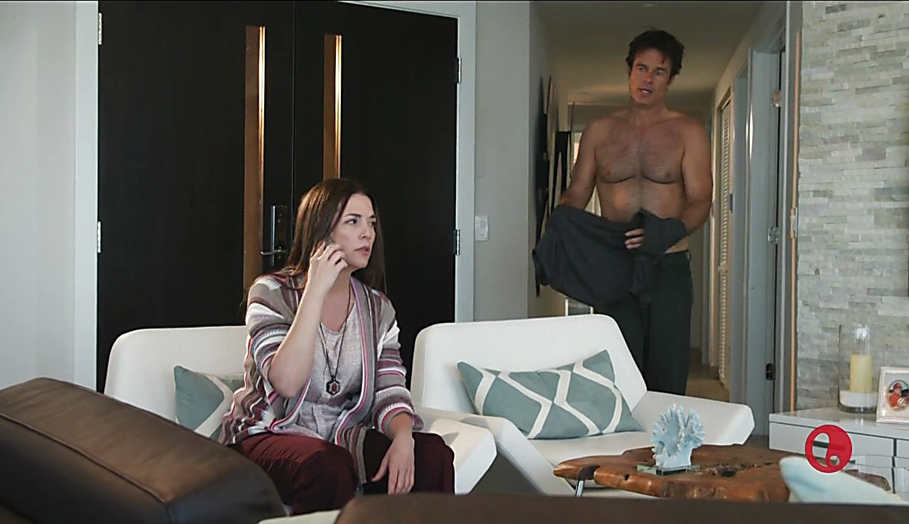 Patrick Muldoon sexy shirtless scene July 26, 2017, 10am