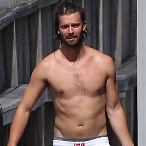 Patrick Schwarzenegger latest sexy shirtless July 6, 2019, 8pm