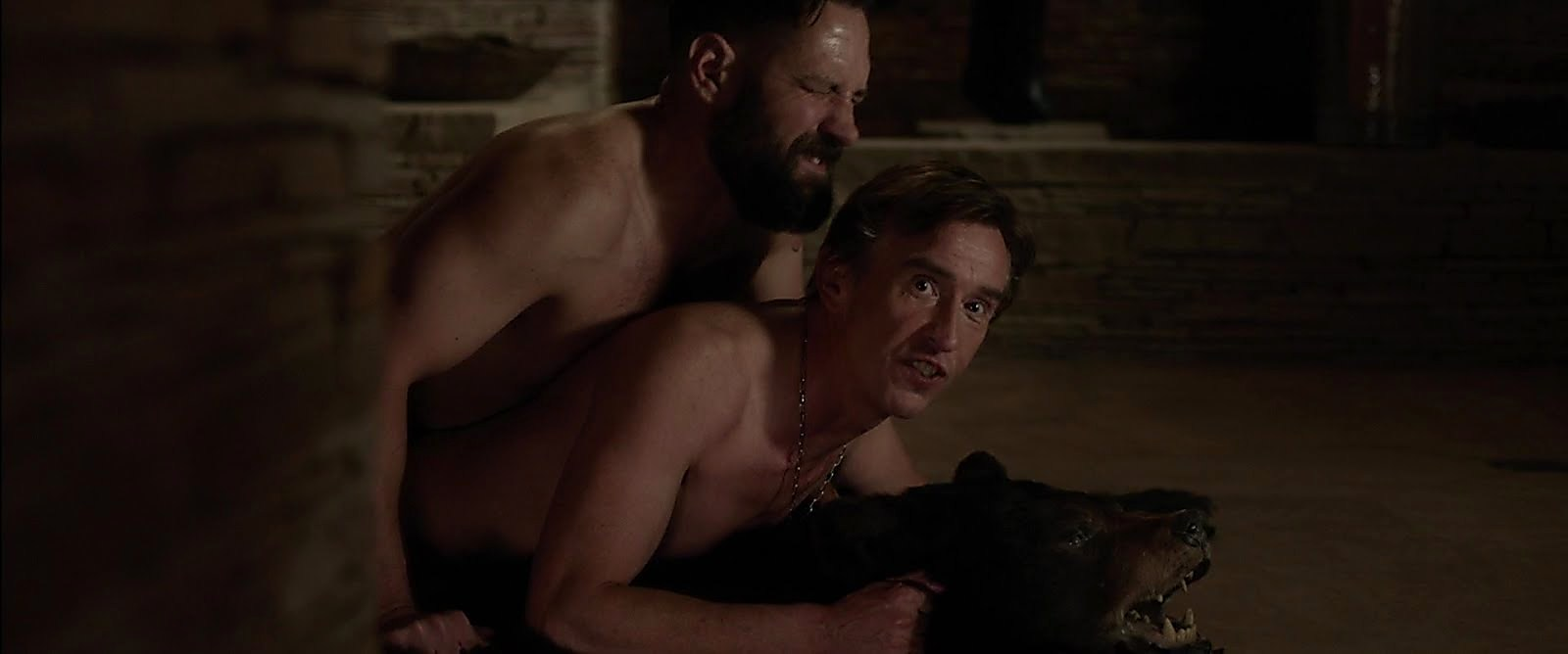 Paul Rudd sexy shirtless scene July 1, 2018, 12pm