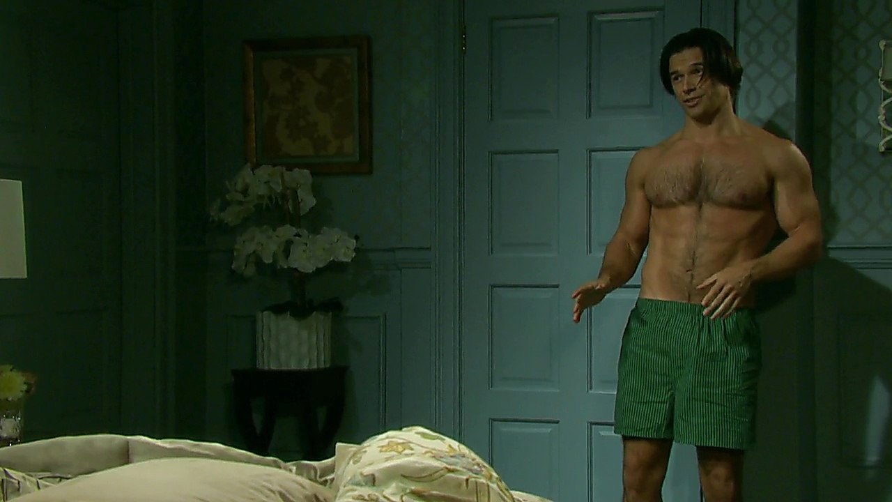Paul Telfer  Days Of Our Lives 2019 01 26 0