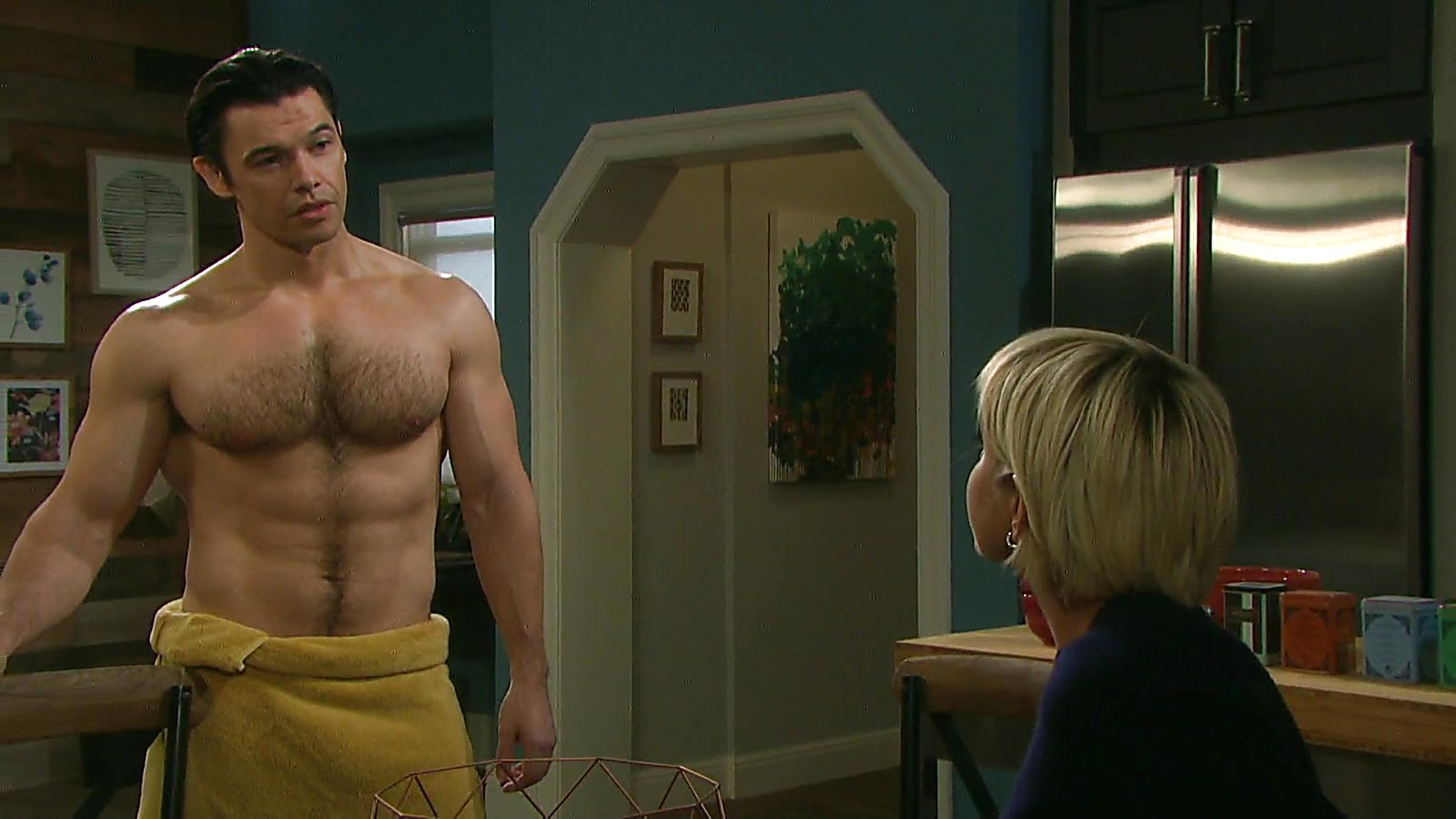 Paul Telfer Days Of Our Lives 2018 10 19 2