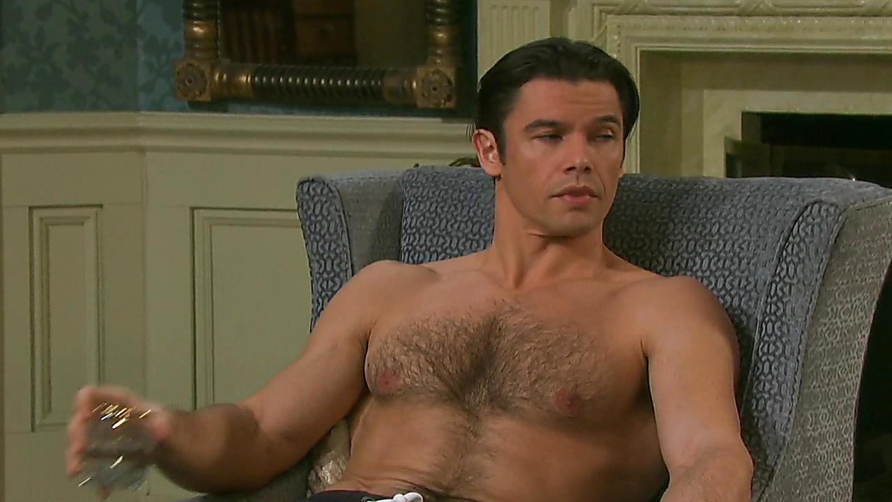 Paul Telfer sexy shirtless scene August 3, 2019, 11am