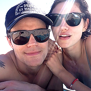 Paul Wesley latest sexy shirtless January 5, 2015, 1pm
