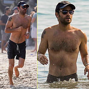 Paul Wesley latest sexy shirtless August 23, 2020, 12am