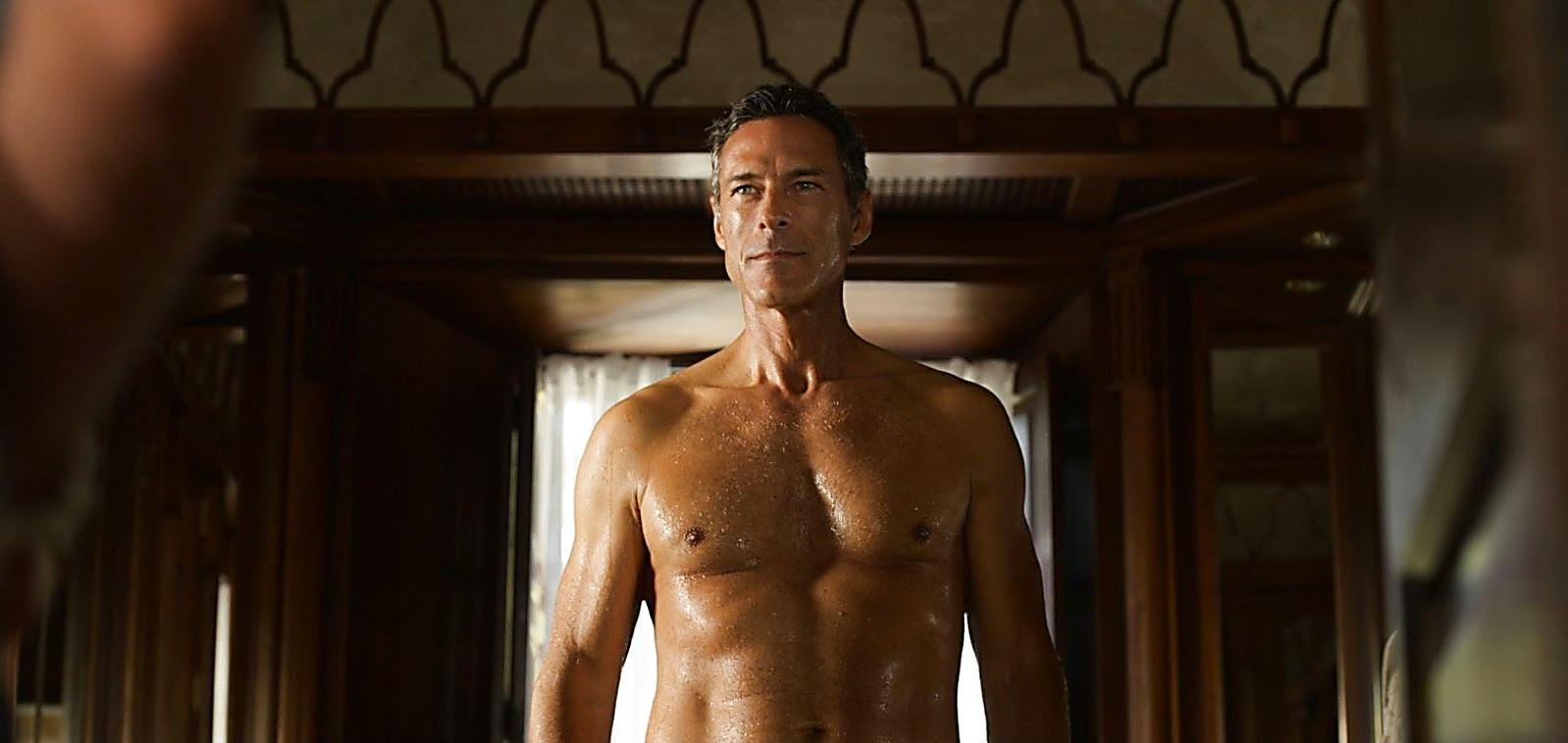 Paulo Pires sexy shirtless scene May 16, 2020, 1pm