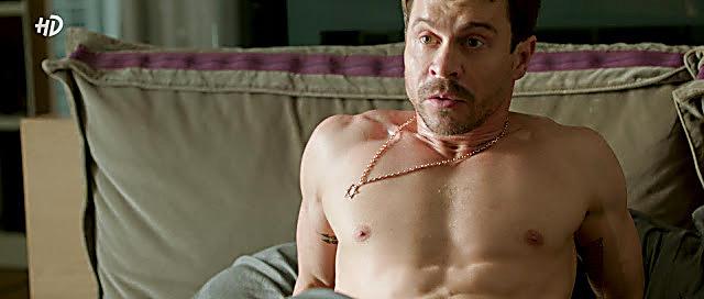 Pavel Derevyanko sexy shirtless scene October 18, 2020, 12pm