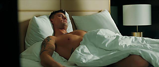 Pavel Priluchnyy sexy shirtless scene September 28, 2020, 11am