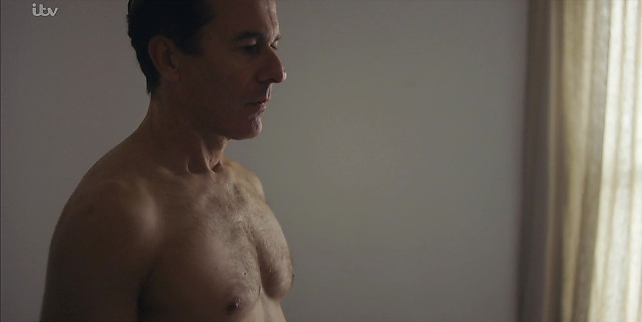 Peter Sullivan latest sexy shirtless scene March 13, 2018, 11am