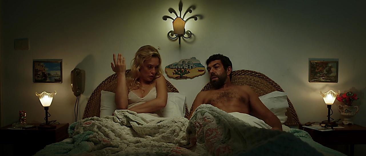 Pierfrancesco Favino sexy shirtless scene May 31, 2018, 1pm