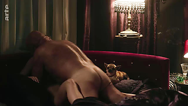Piotr Gasowski sexy shirtless scene November 21, 2020, 12pm