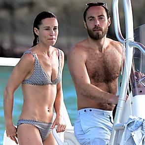 Pippa Middleton latest sexy shirtless December 30, 2019, 8pm