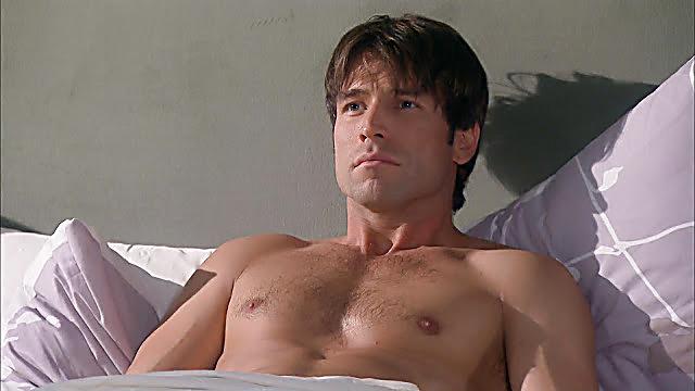 Rafael Amaya sexy shirtless scene January 11, 2021, 1pm