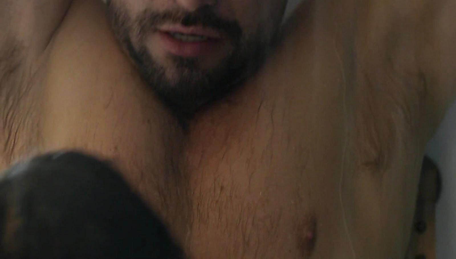Rafael Amaya sexy shirtless scene May 26, 2018, 12pm