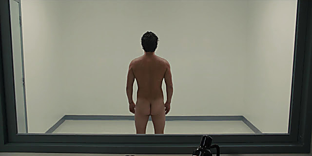 Rafi Gavron sexy shirtless scene October 9, 2020, 4am