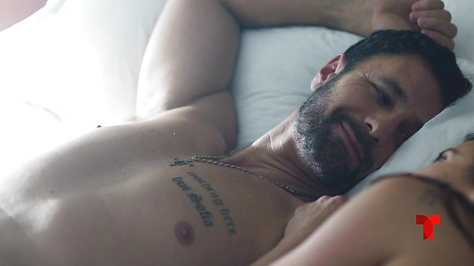 Raoul Bova sexy shirtless scene July 27, 2019, 7am