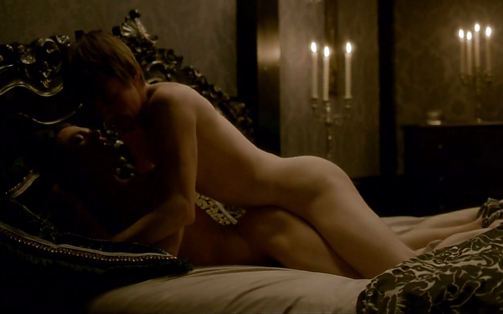 Reeve Carney sexy shirtless scene July 12, 2015, 6pm
