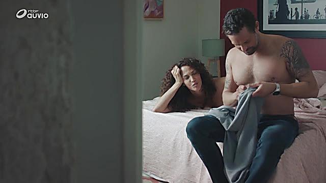 Renaud Roussel sexy shirtless scene November 6, 2020, 7am