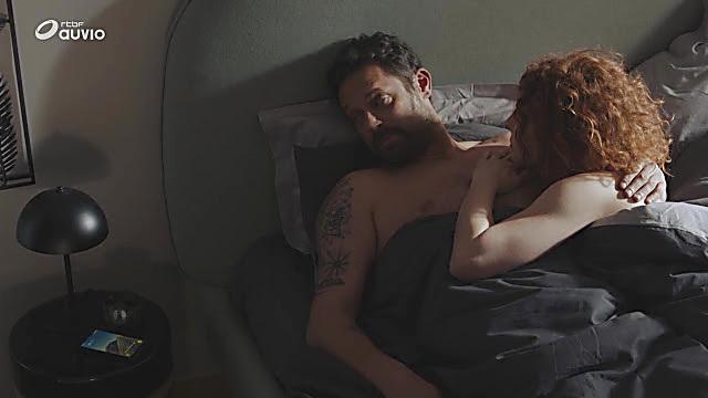 Renaud Roussel sexy shirtless scene June 6, 2021, 7am