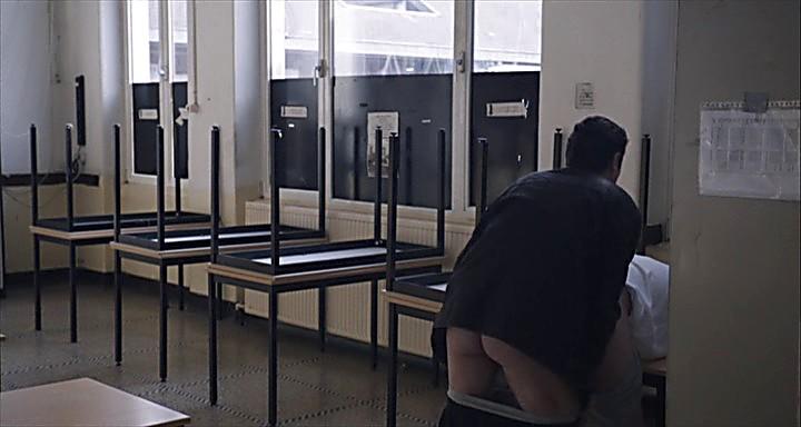 Riccardo Scamarcio sexy shirtless scene February 25, 2017, 1pm