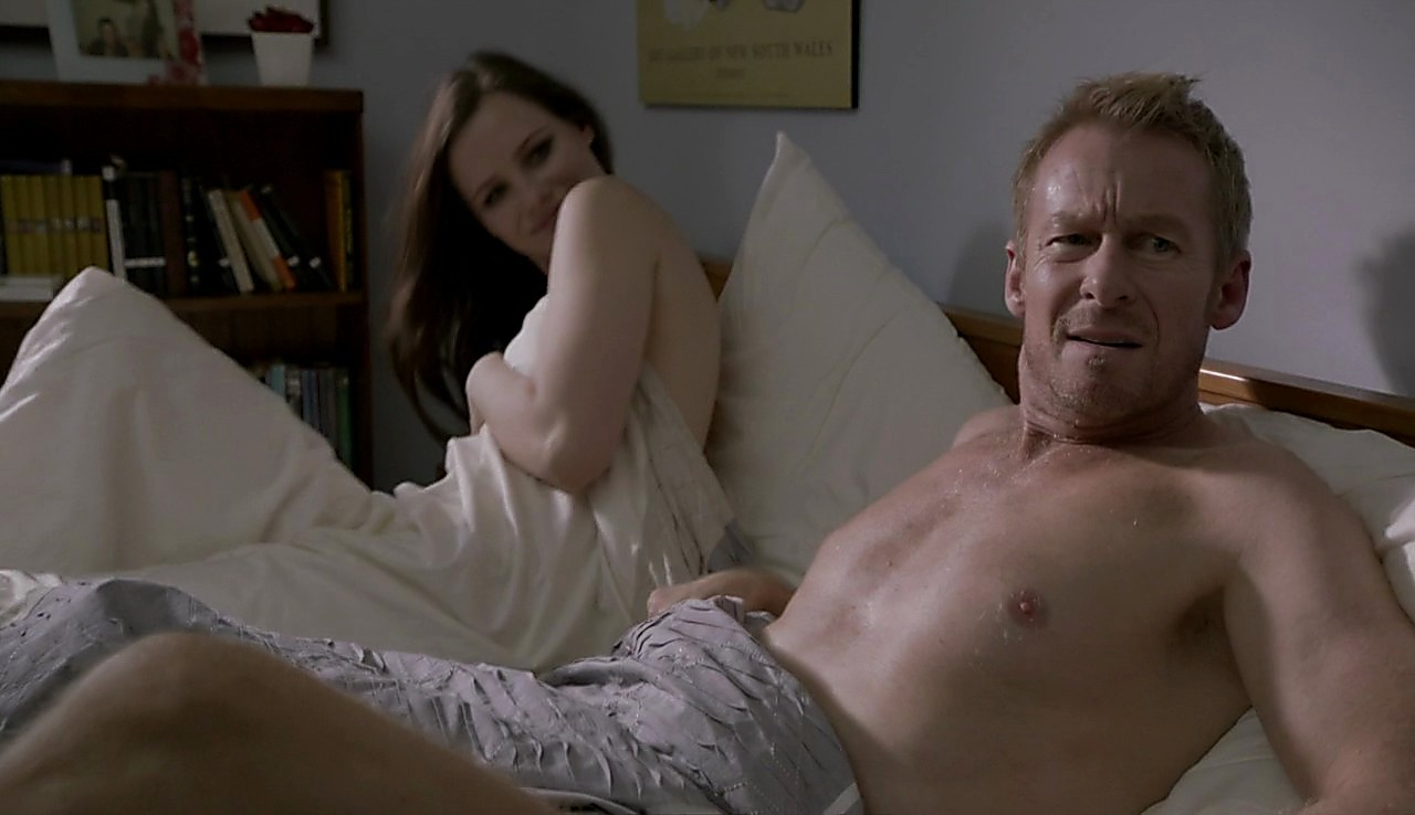 Richard Roxburgh sexy shirtless scene May 16, 2017, 12pm