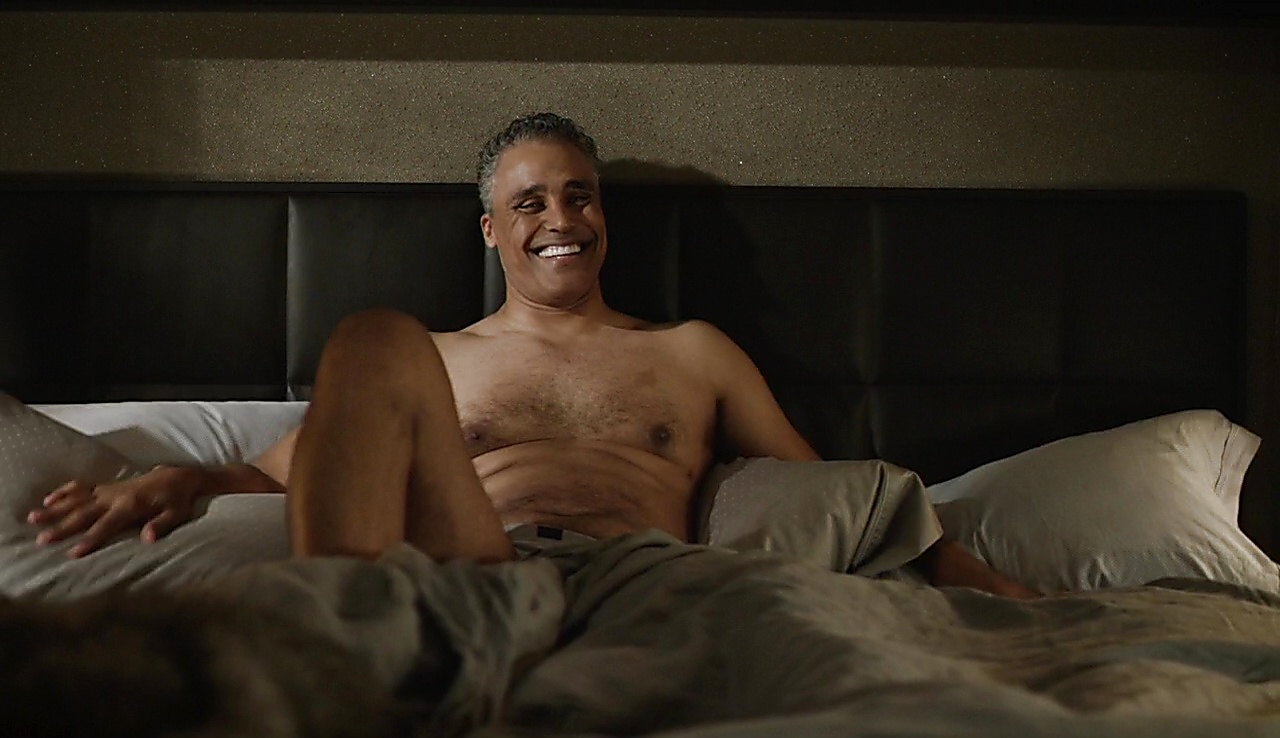 Rick Fox sexy shirtless scene September 23, 2017, 2pm