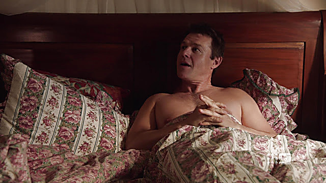 Rodger Corser sexy shirtless scene May 22, 2021, 12pm