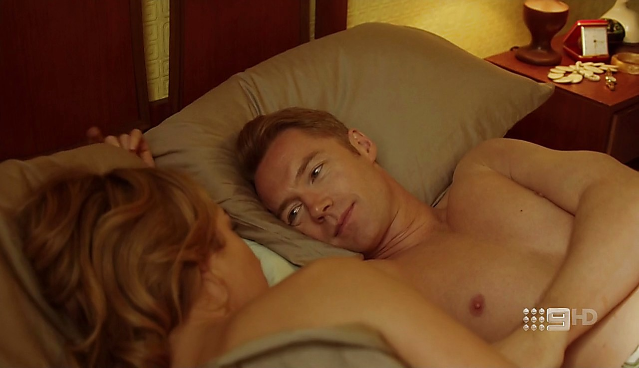 Ronan Keating latest sexy shirtless scene June 13, 2017, 11am
