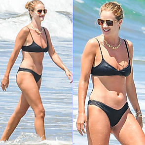 Rosie Huntington Whiteley latest sexy shirtless June 15, 2020, 12pm