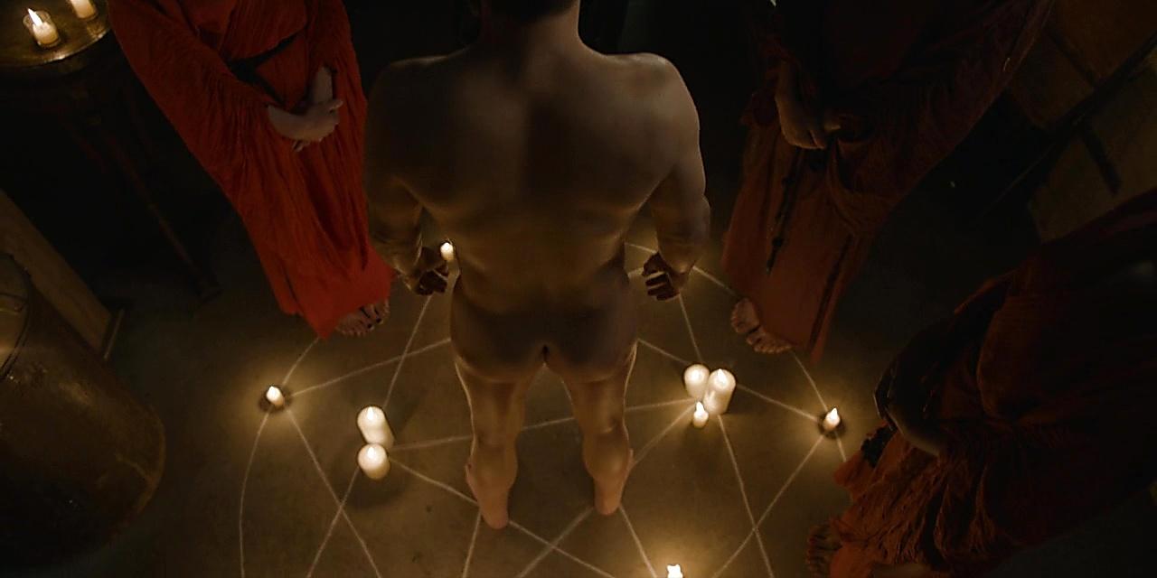 Rupert Friend sexy shirtless scene July 11, 2019, 1pm