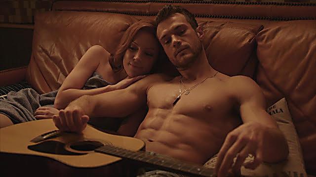 Ryan Cooper sexy shirtless scene February 21, 2021, 10am