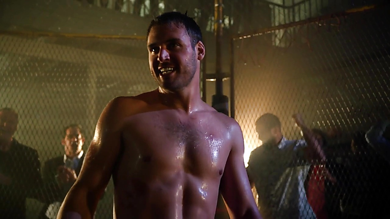 Ryan Guzman sexy shirtless scene November 13, 2019, 11am
