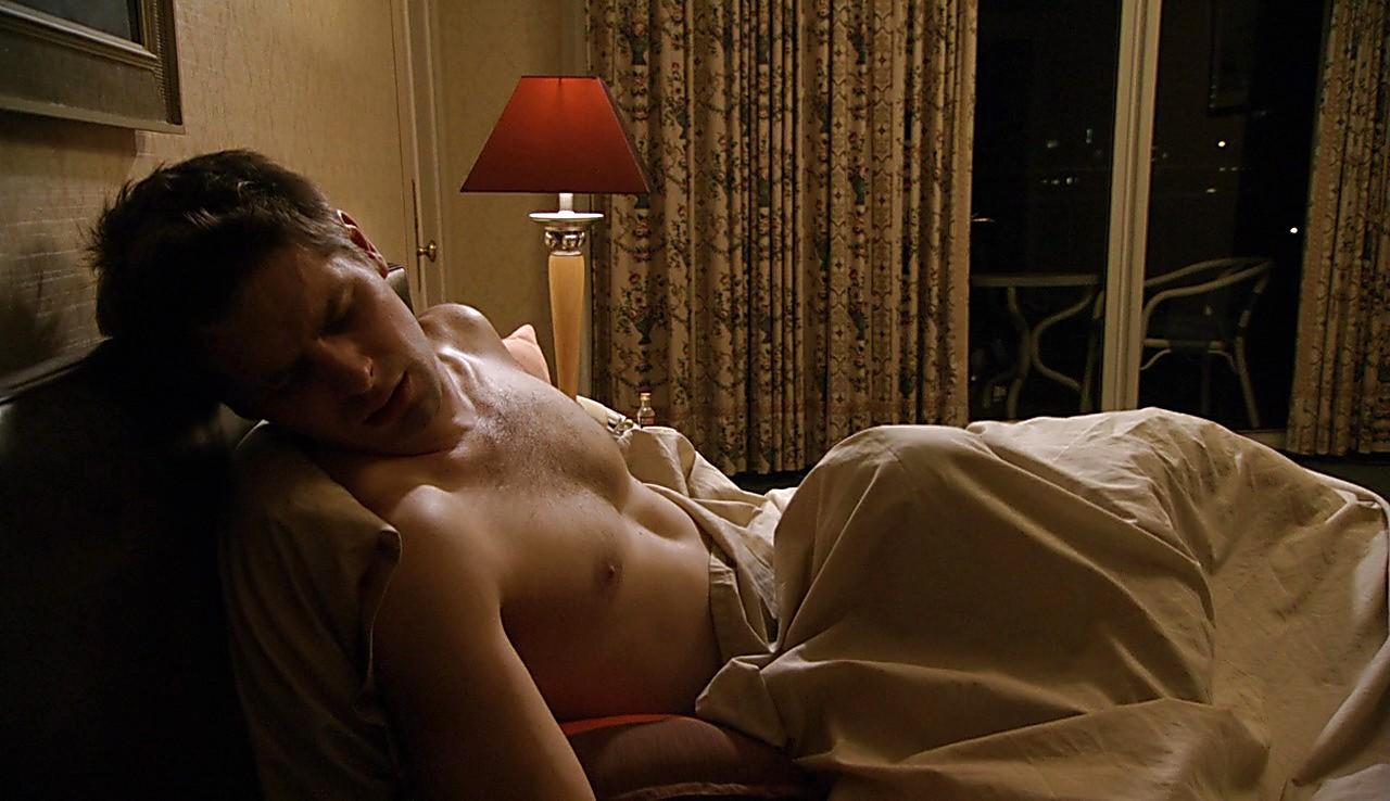 Ryan Johnson sexy shirtless scene May 16, 2017, 12pm
