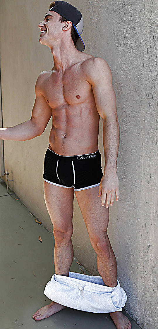 Ryan Kelley sexy shirtless scene August 2, 2014, 11pm