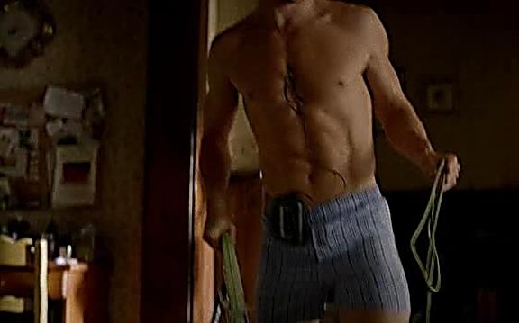 Ryan Kwanten sexy shirtless scene August 10, 2014, 10pm