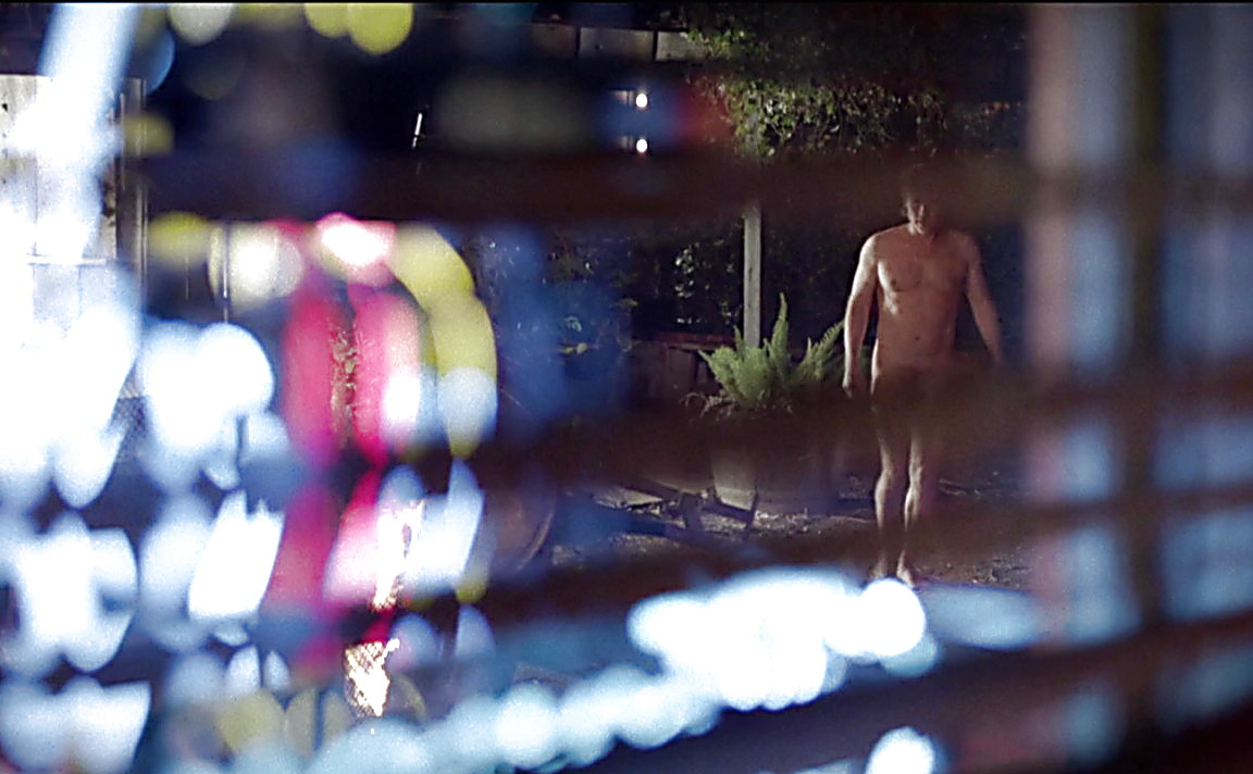Ryan Kwanten sexy shirtless scene June 22, 2014, 10pm