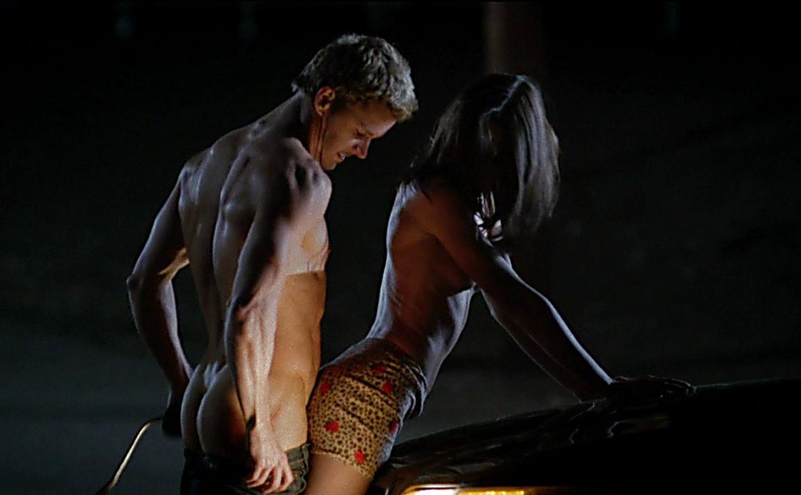 Ryan Kwanten sexy shirtless scene June 22, 2014, 10pm