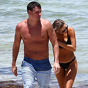 Ryan Lochte latest sexy shirtless July 15, 2018, 5pm