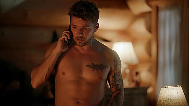 Ryan Phillippe sexy shirtless scene November 19, 2020, 5am