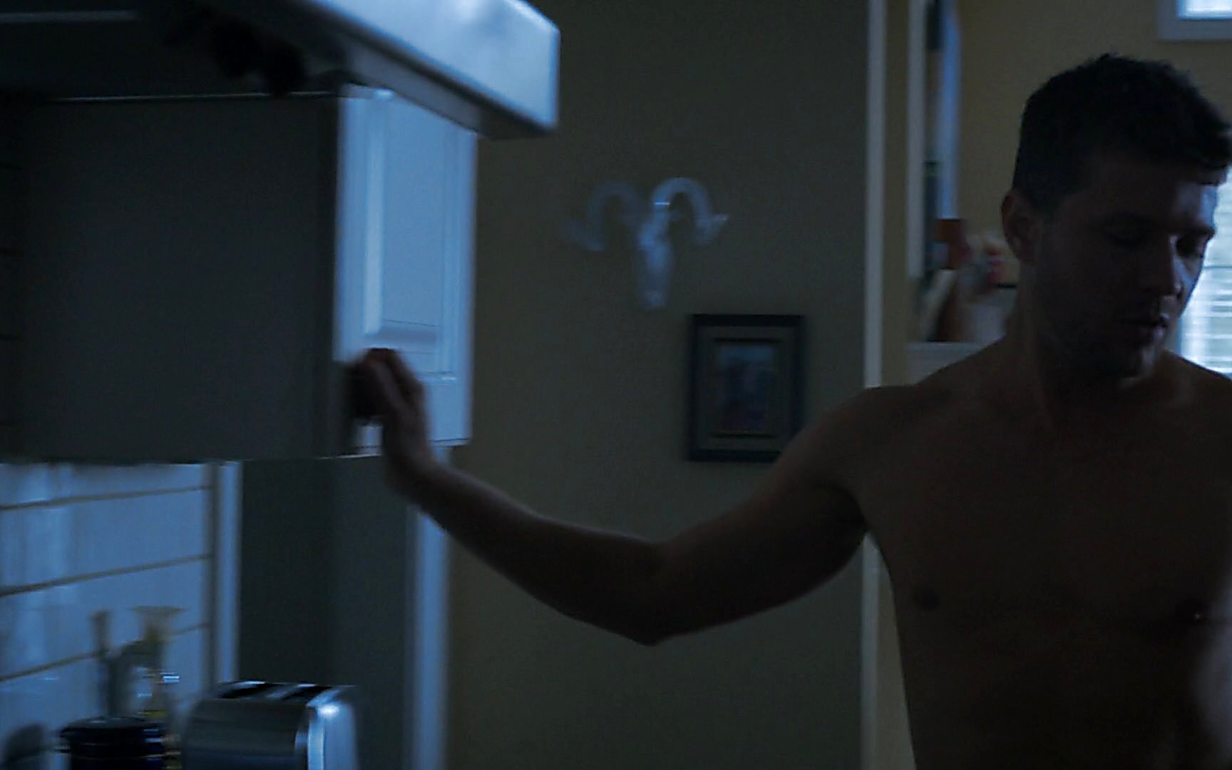 Ryan Phillippe sexy shirtless scene April 1, 2015, 6pm