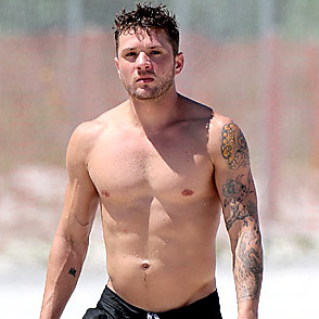 Ryan Phillippe latest sexy shirtless February 13, 2021, 5pm
